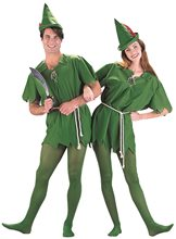 Picture of Peter Pan Adult Unisex Costume