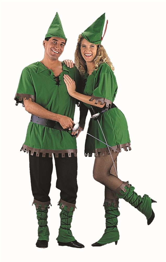 Picture of Robin Hood Unisex Adult Costume