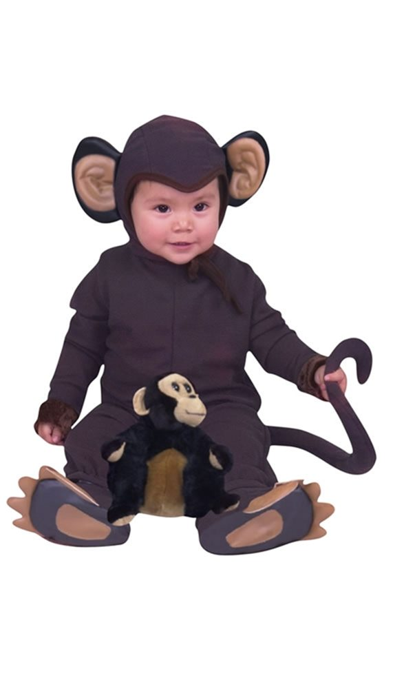 Picture of Monkey See Monkey Do Infant & Toddler Costume