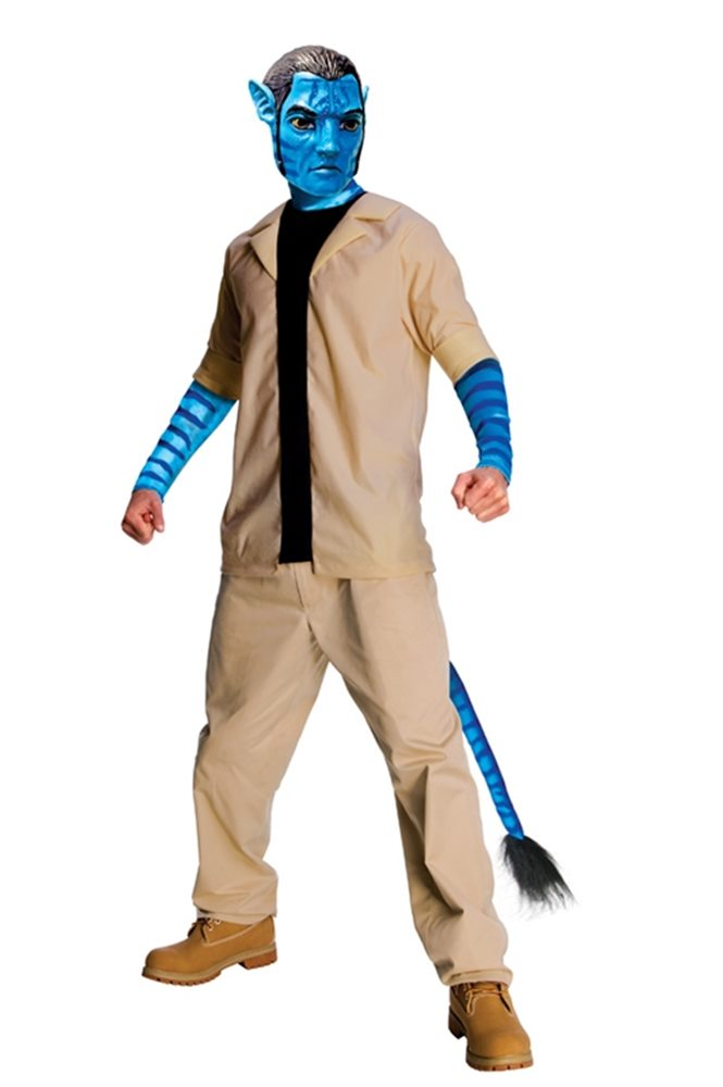 Picture of Avatar Jake Sully Adult Mens Costume