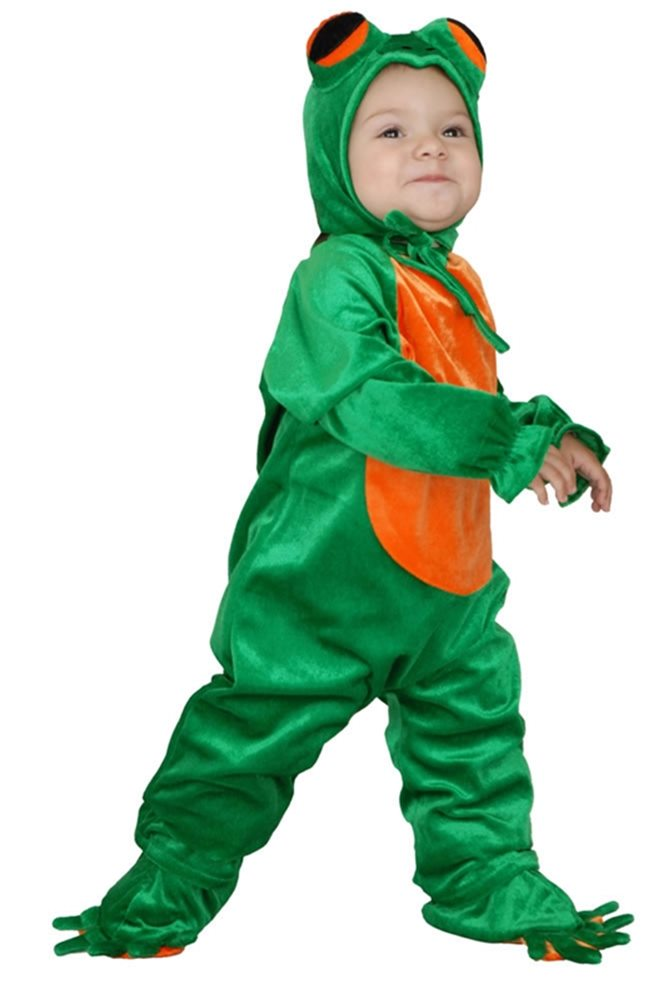 Picture of Little Frog Toddler Costume