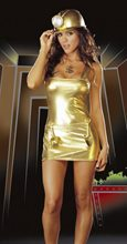 Picture of Gold Digging Girl Adult Womens Costume