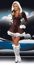 Picture of Eskimo Cutie Sexy Adult Women Costume