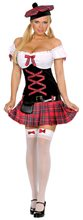 Picture of Scottish Sassy Lassie Adult Womens Costume