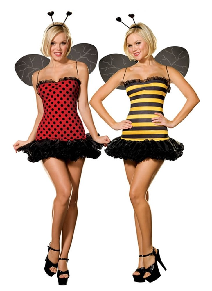 Picture of Buggin Out Reversible 3pc Costume