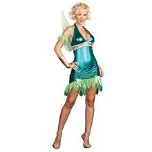 Picture of Lil Green Fairy Adult Womens Costume