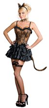 Picture of Bonjour Kitty Adult Womens Costume