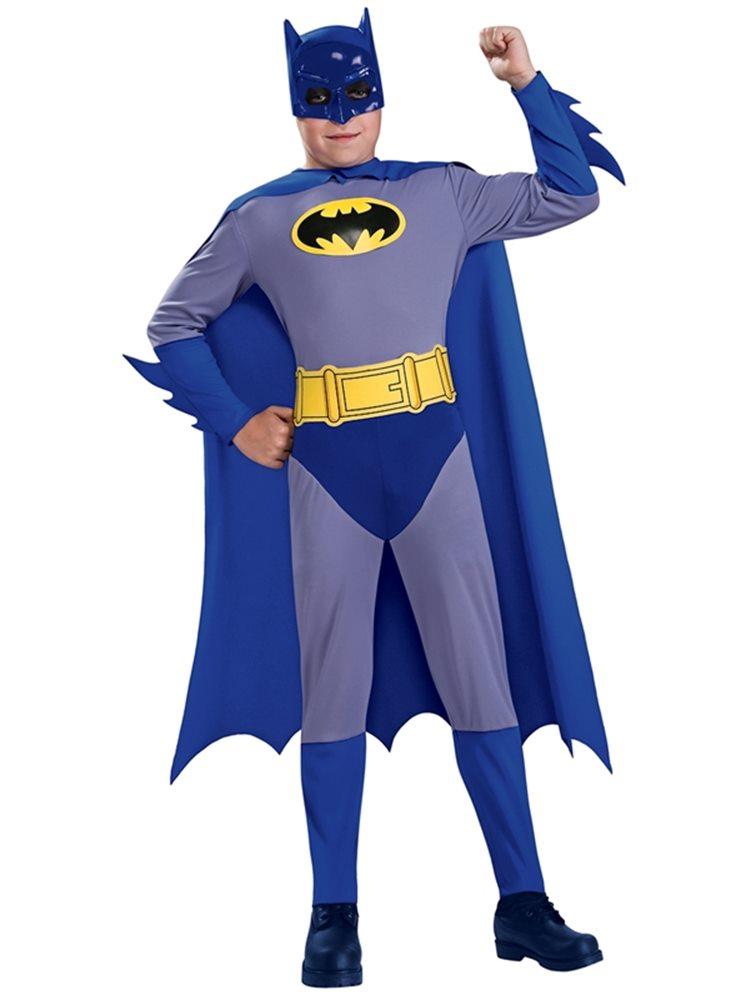 Picture of Batman Grey/Blue Eco Child Costume