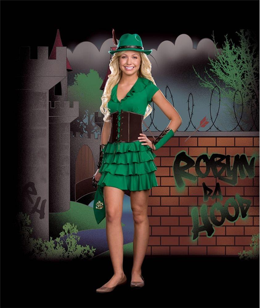 Picture of Robyn Da Hood Teen Costume