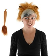 Picture of Lion Ears and Tail Set