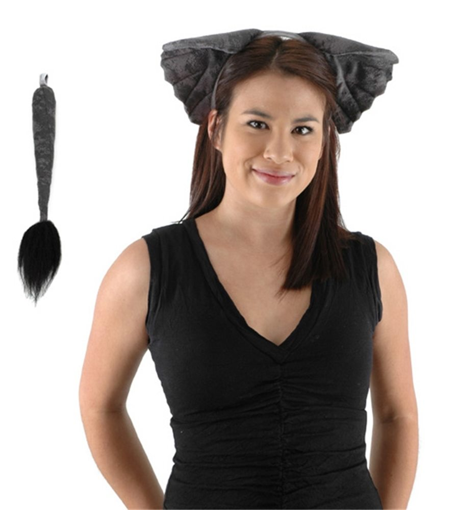 Picture of Elephant Ears and Tail Set