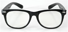 Picture of Blues Glasses Black with Clear