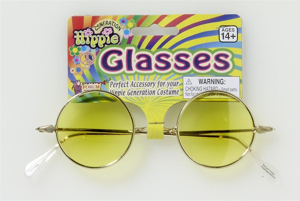 Picture of John Lennon Yellow Glasses