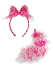 Picture of Cheshire Cat Ears and Tail Set