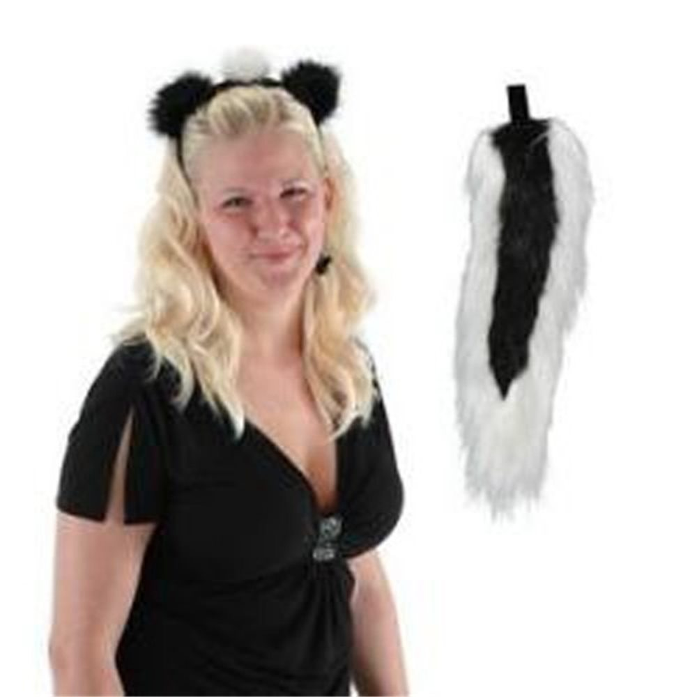 Picture of Skunk Ears and Tail Set