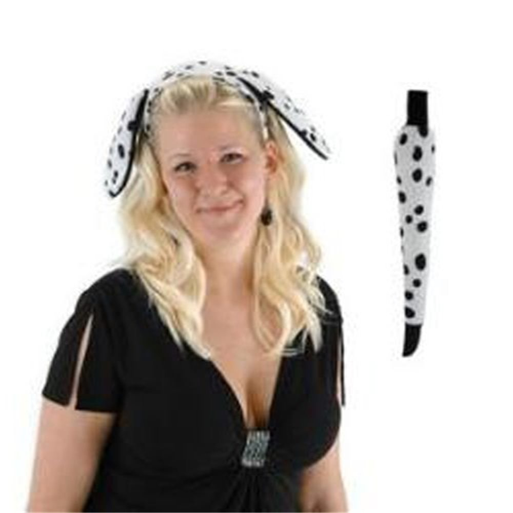 Picture of Dalmation Ears and Tail Set