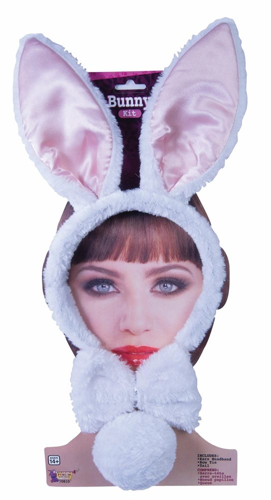 Picture of Bunny Rabbit Ears & Tail Set