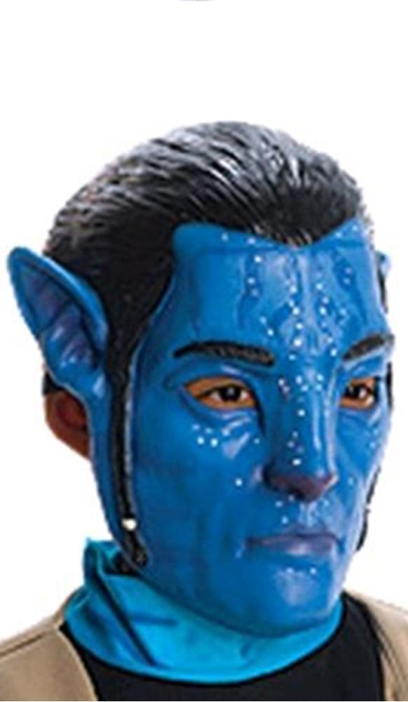 Picture of Avatar Jake Sully 3/4 Child Mask