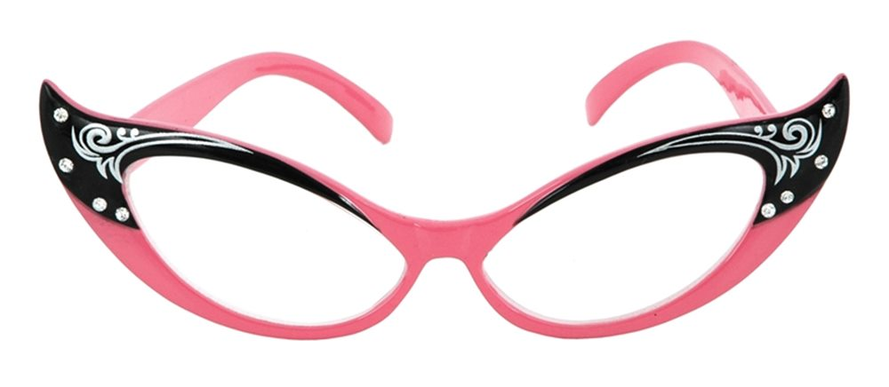 Picture of Vintage Cat Eye Glasses Pink