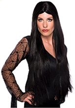 Picture of Deluxe Black Witch Wig