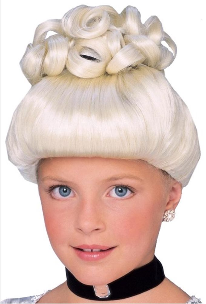 Picture of Cinderella Child Wig