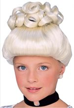 Picture of Cinderella Child Wig