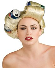 Picture of Lady Gaga Soda Can Adult Wig
