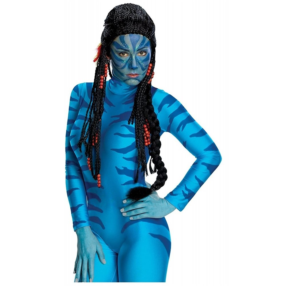 Picture of Avatar Movie Neytiri Adult Wig