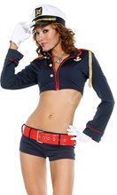 Picture of Navy Pin Up Girl Costume