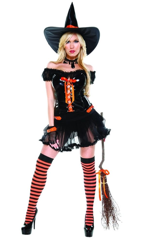 Picture of Sexy Witch Adult Womens Costume