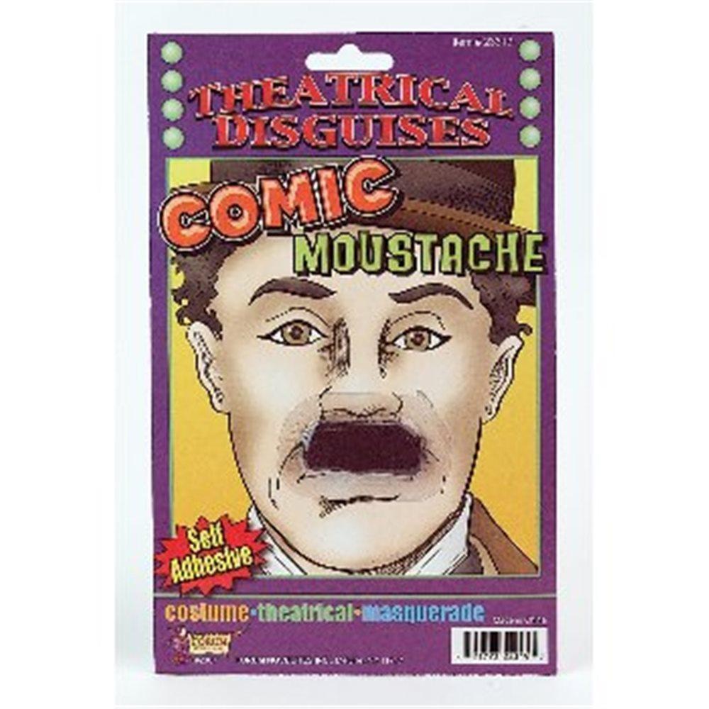 Picture of Comic Moustache Black