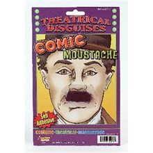 Picture of Comic Moustache Black