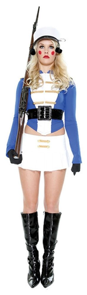 Picture of Toy Soldier Adult Costume
