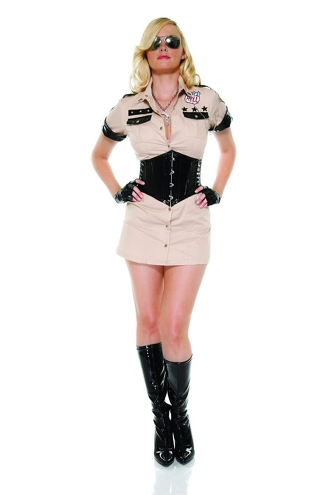 Picture of Roadside Honey Adult Womens Costume