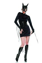 Picture of Catwoman Fierce Feline Costume