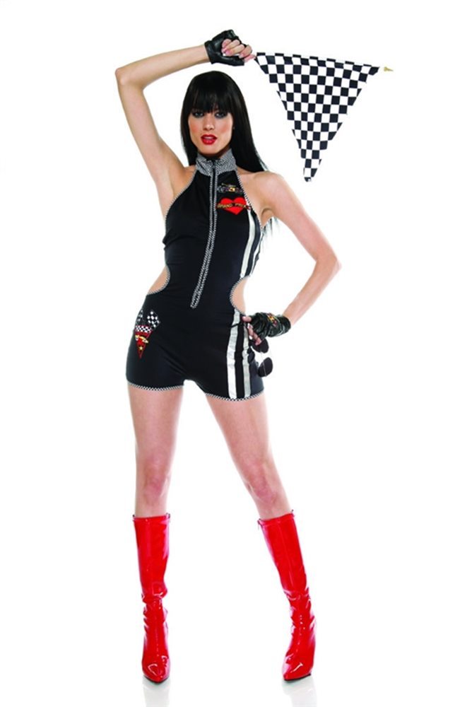 Picture of Speed Racer Turbo Minx Adult Womens Costume