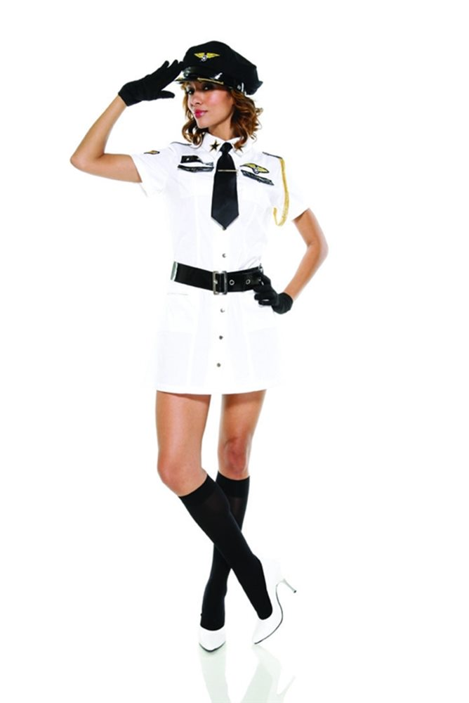 Picture of Pilot Mile High Costume