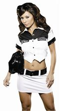 Picture of Officer Naughty Costume