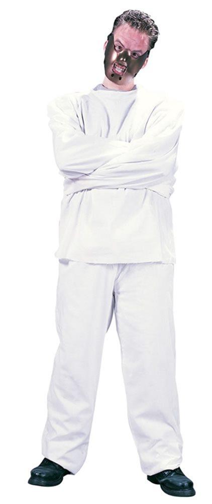 Picture of Maximum Restraint Adult Mens Costume