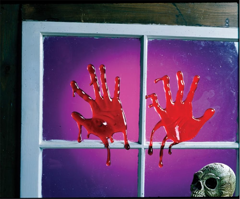 Picture of Hands of Blood Decoration