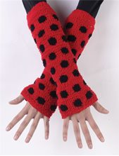 Picture of Lady Bug Arm/Leg Warmers