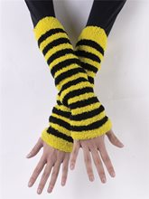 Picture of Bumblebee Arm/Leg Warmers