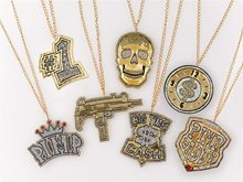 Picture of Rapper Medallion (Assortment)