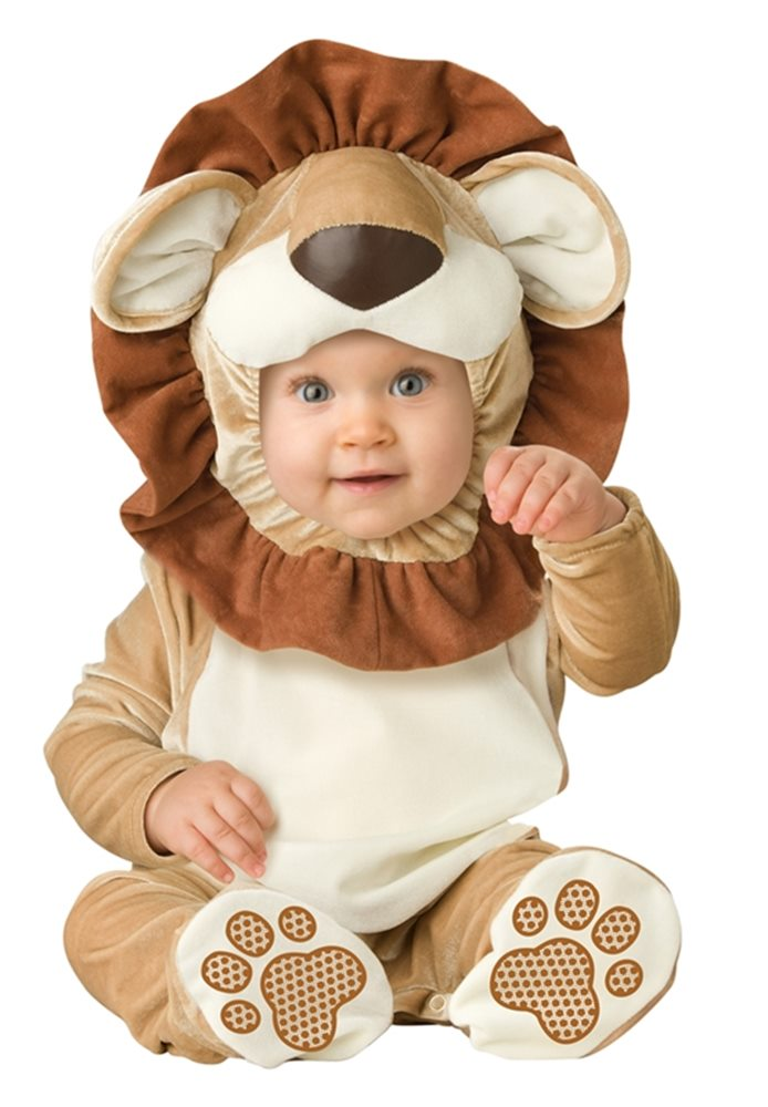 Picture of Lovable Lion Infant & Toddler Costume