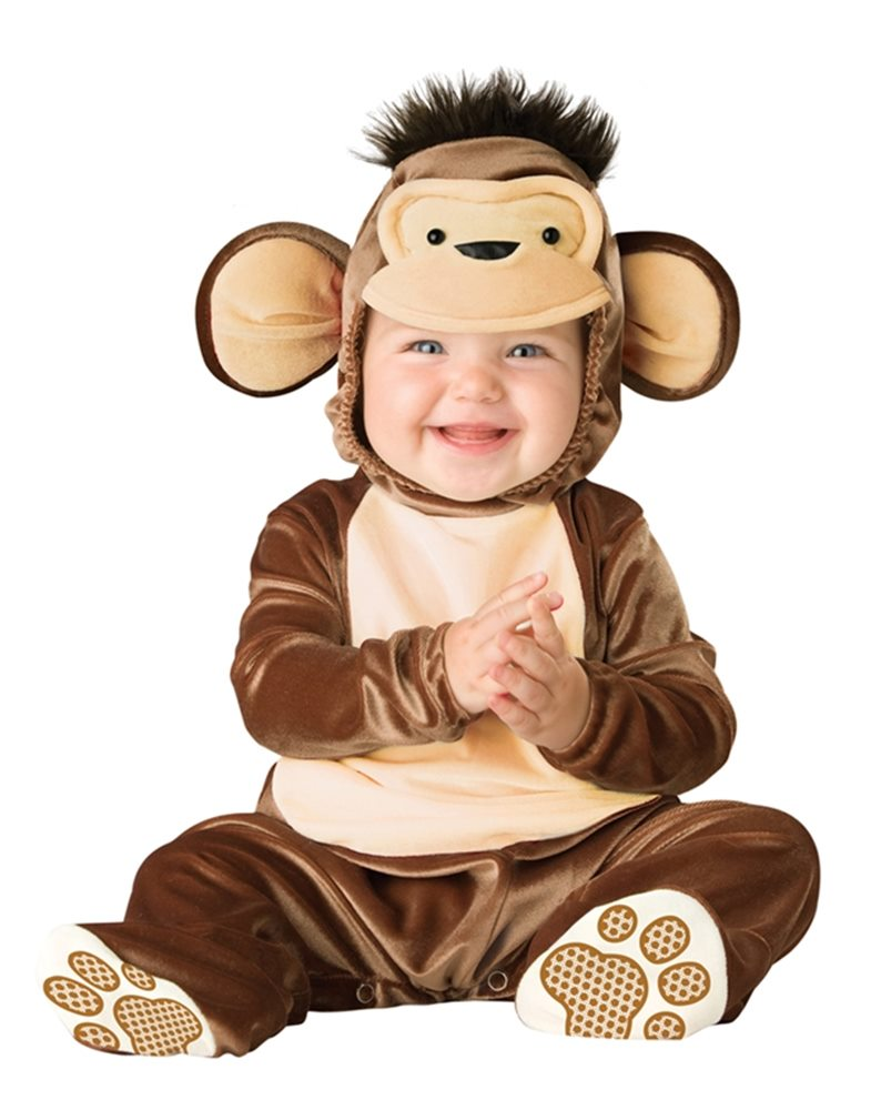 Picture of Mischievous Monkey Infant & Toddler Costume