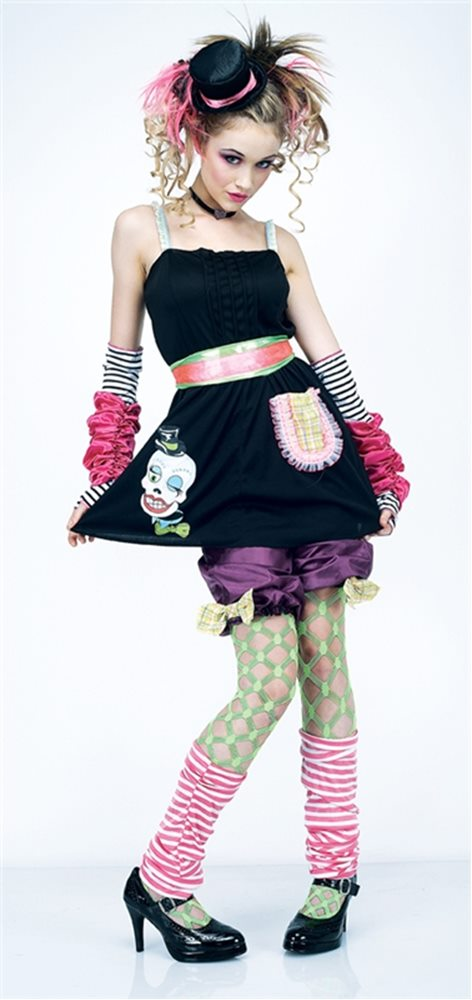 Picture of Harajuku Pop Adult Womens Costume