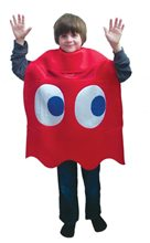 Picture of Pac-Man Blinky Deluxe Child Costume
