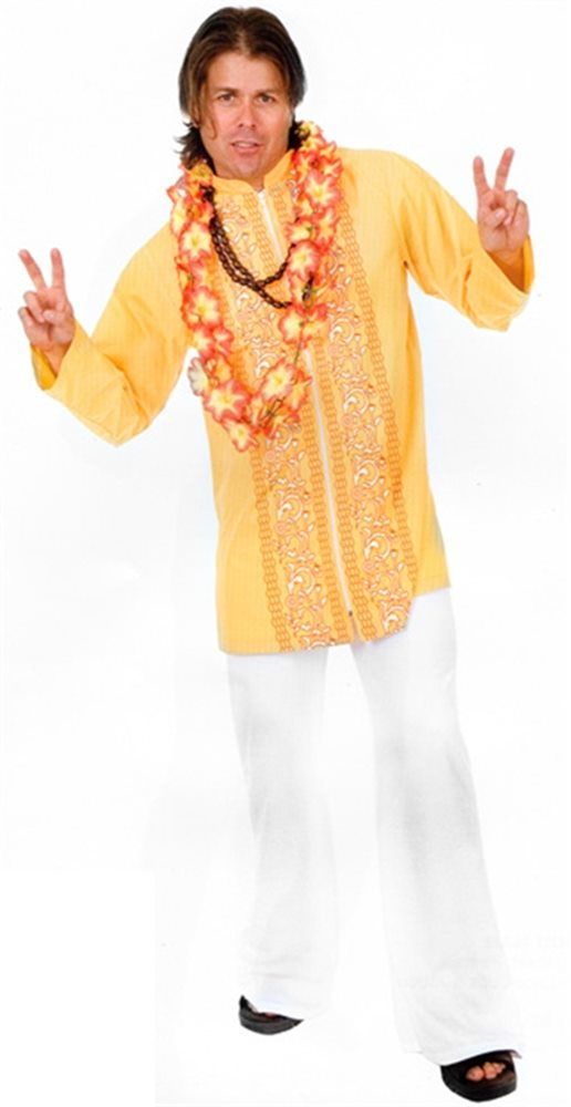 Picture of Hippie Love Guru Adult Mens Costume