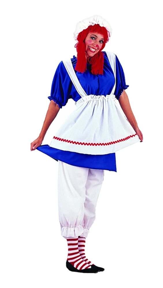 Picture of Raggedy Ann Adult Womens Costume