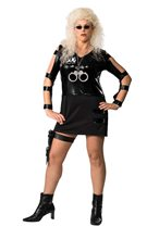 Picture of DOG - The Bounty Hunter Beth Plus Size Adult Womens Costume